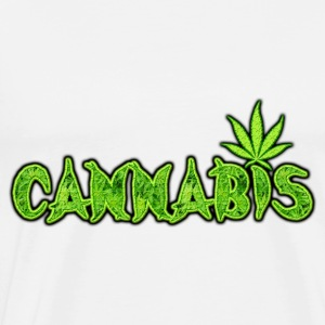 cannabis  Sweat-shirts - T-shirt Premium Homme