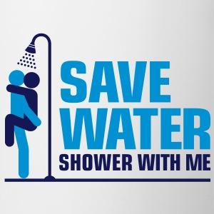 Save Water 2 (2c)++ T-Shirts - Tasse