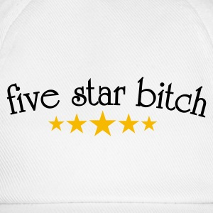 Five star  Baby-bodyer - Baseballkasket