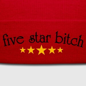 Five star  Camisetas - Gorro de invierno