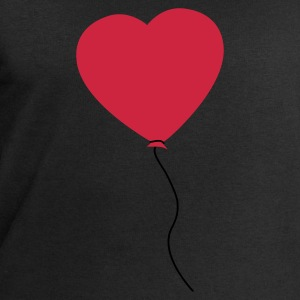 Love Heart Balloon Barn-T-shirts - Sweatshirt herr från Stanley & Stella