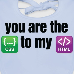 You Are The Css 3 (dd)++ T-shirt bambini - Bavaglino