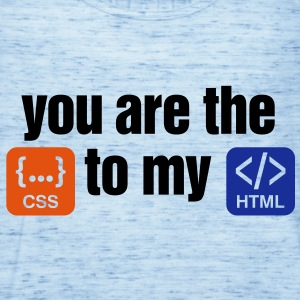 You Are The Css 3 (3c)++ Kinder shirts - Vrouwen tank top van Bella