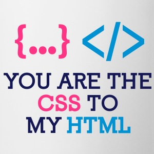 You Are The Css 1 (3c)++ Sacs - Tasse