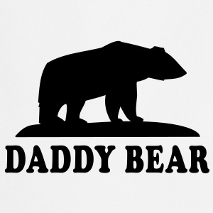 DADDY BEAR T-Shirt RW - Tablier de cuisine