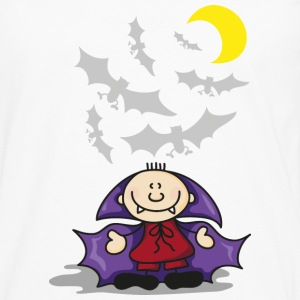 The Little Vampire og venner Kopper - Premium langermet T-skjorte for menn