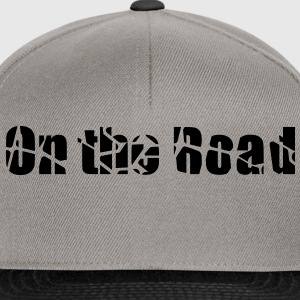 On the road - Casquette snapback