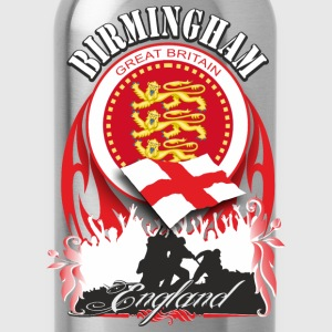 birmingham T-Shirts - Water Bottle