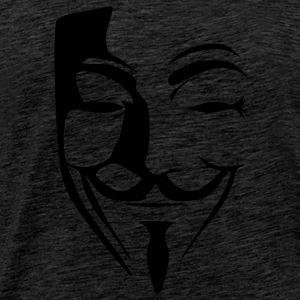 anonymous Sweaters - Mannen Premium T-shirt