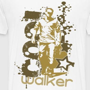 COOL WALKER - MD Pullover - Männer Premium T-Shirt