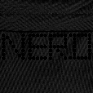 Nerd LED Nerds Freak lettrage - Sac à dos Enfant