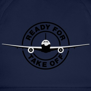Ready for take off T-Shirts - Casquette classique