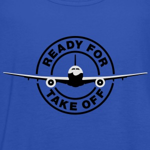 Ready for take off T-Shirts - Débardeur Femme marque Bella