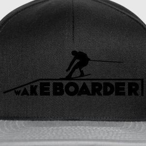 Wakeboarder Slider kiteboard estate 2012 - Snapback Cap
