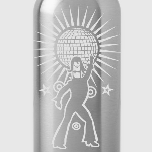 Death at the Disco T-Shirts - Trinkflasche