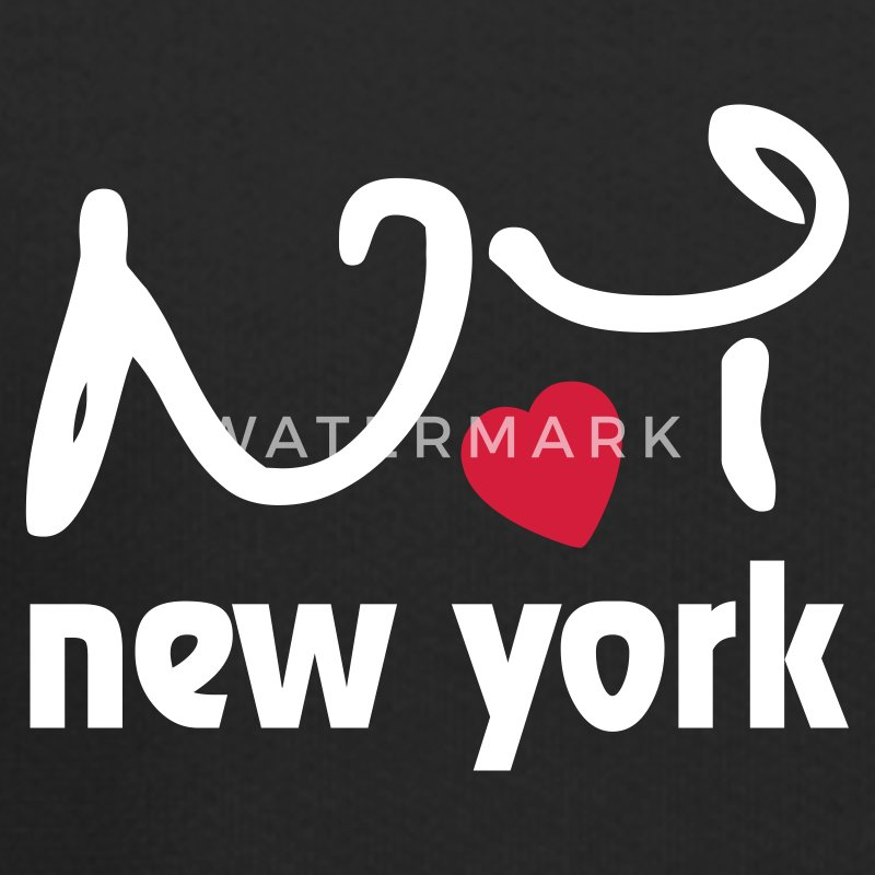 I love New York Sweats Enfants - Pull à capuche Premium Enfant