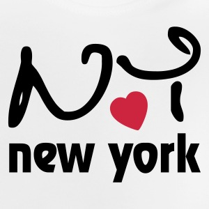 I Love New York Camisetas niños - Camiseta bebé