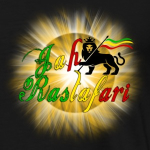 jah rastafari Jackets & Vests - Men's Premium T-Shirt