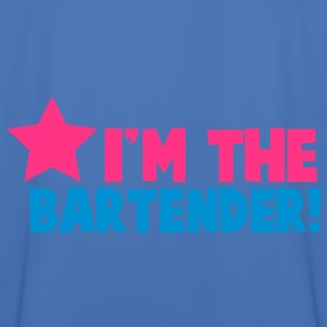 I'm the bartender waitress serve the drinks Jackets & Vests - Men's Football Jersey
