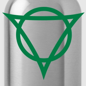 AUM, strength and radiance, Antares symbol system, T-shirts - Water Bottle