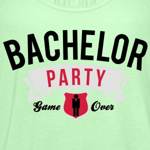 bachelor party T-Shirts - Women's Tank Top by Bella