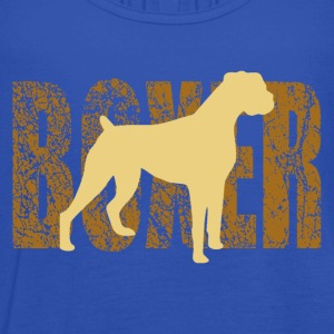boxer Shirts - Women's Tank Top by Bella