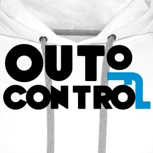 Out of Control - Men's Premium Hoodie