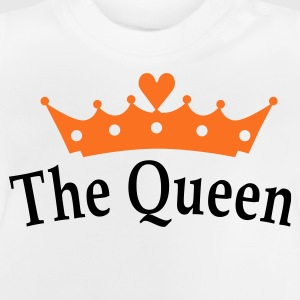 The Queen Barneskjorter - Baby-T-skjorte