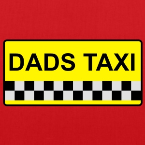 Dads Taxi Tee shirts - Tote Bag