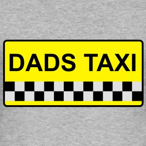 Dads Taxi Pullover - Männer Slim Fit T-Shirt