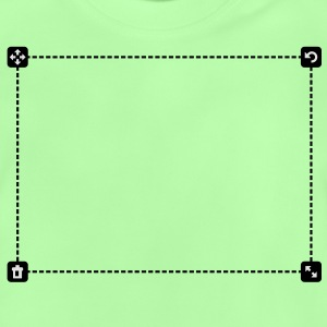 Design frame Kids' Tops - Baby T-Shirt