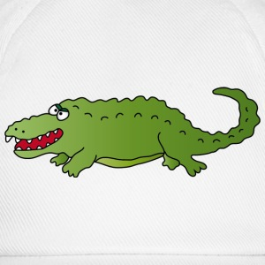 Crocodile T-Shirts - Baseball Cap