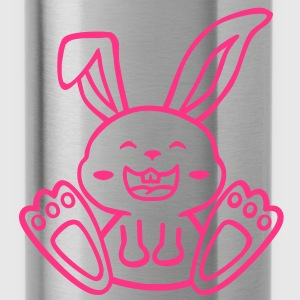 soft bunny, fluffy bunny, little ball of fur... Accessories - Water Bottle