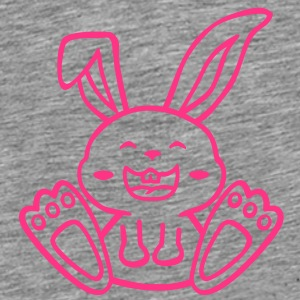 soft bunny, fluffy bunny, little ball of fur... Accessories - Men's Premium T-Shirt