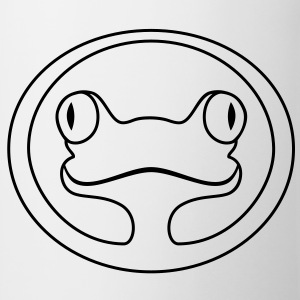 Frog Face Accessories - Mug