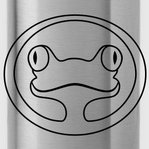 Frog Face Accessories - Water Bottle