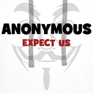 [IT] Anonymous T-shirt - Felpa con cappuccio premium da uomo