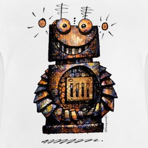 HoverBot - Paul Stickland - Baby T-Shirt