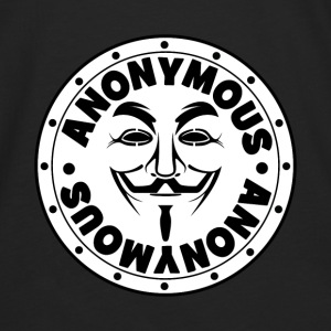 Anonymous Tee shirts - T-shirt manches longues Premium Homme