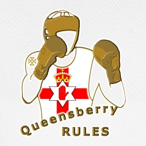 queensberry boxing northern ireland Kids' Shirts - Baseball Cap