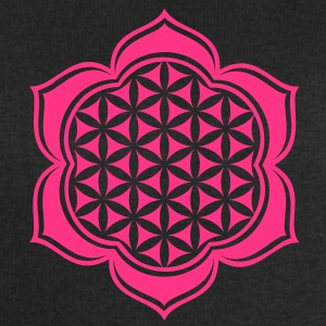 Flower of life, Lotus-Flower, vector, c, energy symbol, protection symbol Tee shirts - Sweat-shirt Homme Stanley & Stella