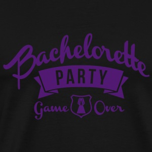 bachelorette party Pullover - Männer Premium T-Shirt