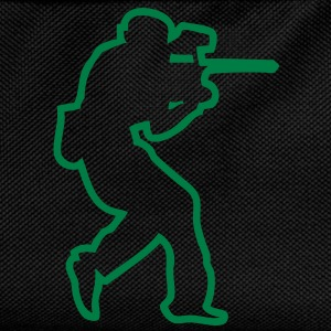 paintball trace1 Tee shirts - Sac à dos Enfant