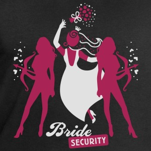 Bride - security - hen night - team T-Shirts - Men's Sweatshirt by Stanley & Stella