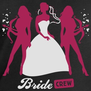 Bride - crew - hen night - security  T-Shirts - Men's Sweatshirt by Stanley & Stella