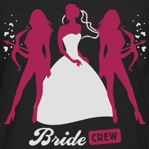 Bride - crew - hen night - security  T-Shirts - Men's Premium Longsleeve Shirt