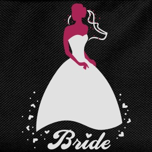 Bride - groom - wedding - marriage T-Shirts - Kids' Backpack