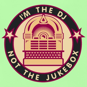 I'm the DJ - not jukebox (4, DDP) Kids' Tops - Baby T-Shirt
