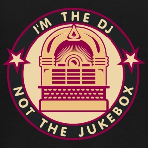 I'm the DJ - not jukebox (4, DDP) Kinder Pullover - Männer Premium T-Shirt