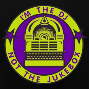 I'm the DJ - not jukebox (3, DDP) Kids' Tops - Baby T-Shirt